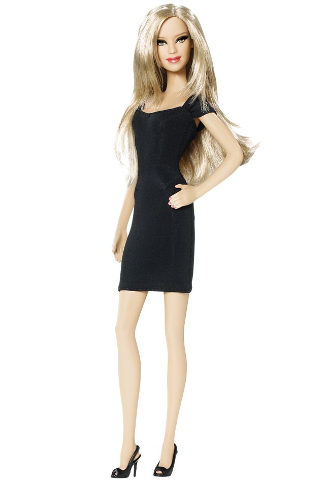 Barbie Basics Model No. 12 — Collection 001 | Barbie Collector