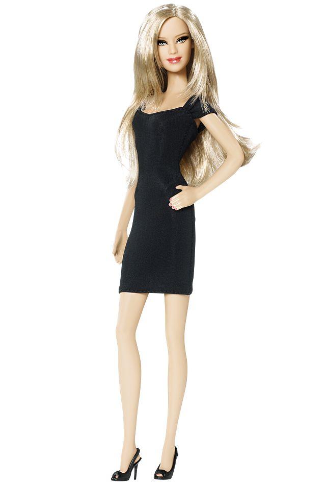 Barbie Basics Collection  She looks like me (blonde hair & green eyes) :)