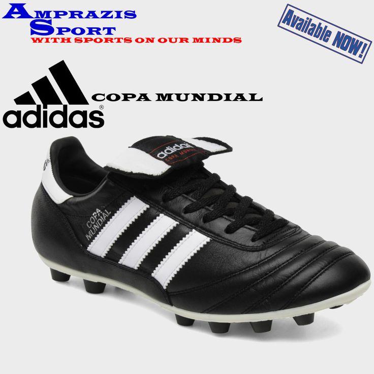 Ένα από τα καλύτερα ποδοσφαιρικά παπούτσια που κατασκευάστηκαν ποτέ. Αυτό είναι το Adidas Copa Mundial