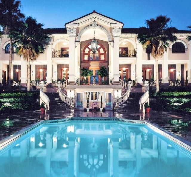 Mansions On Pinterest