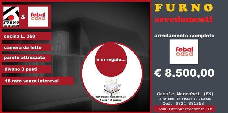 Febal Casa - Arredamento completo € 8.500,00