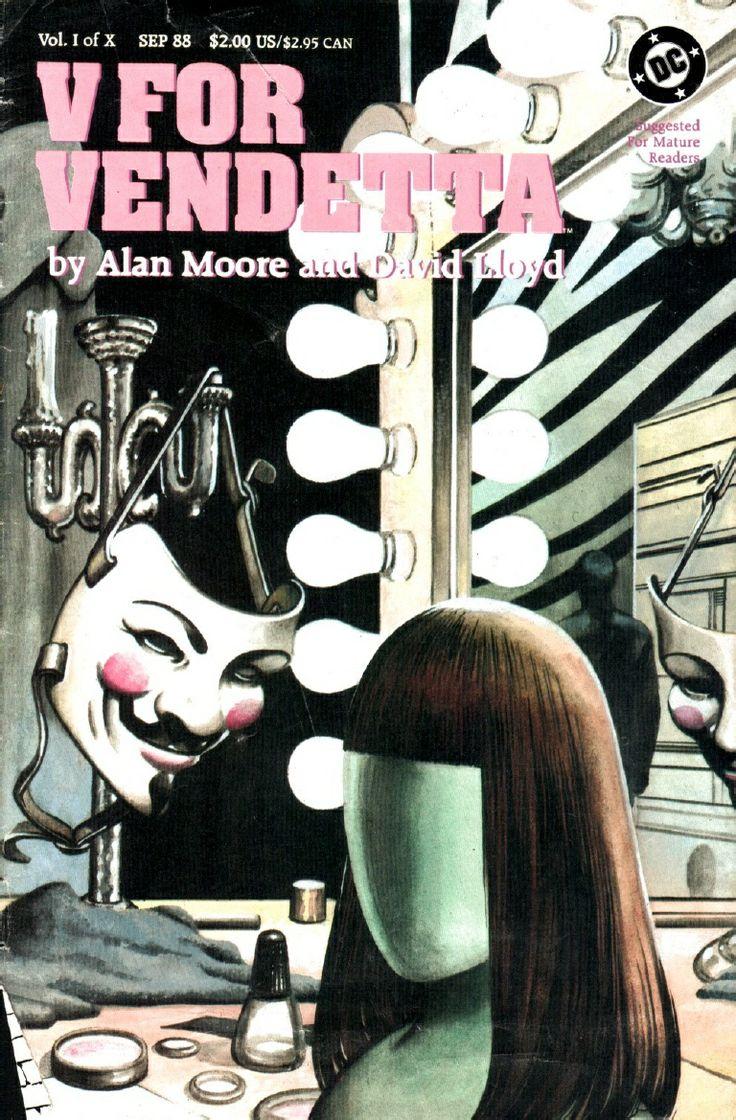 V for Vendetta (Comic Book) #01