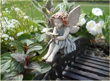 Miniature Fairy Garden Amie   My Fairy Gardens