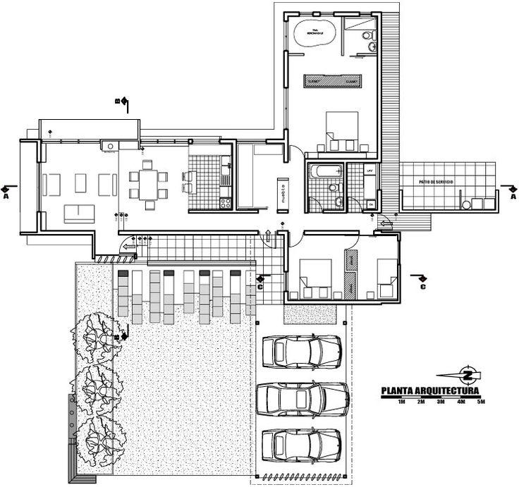 1000 ideas sobre cortes arquitectonicos en pinterest