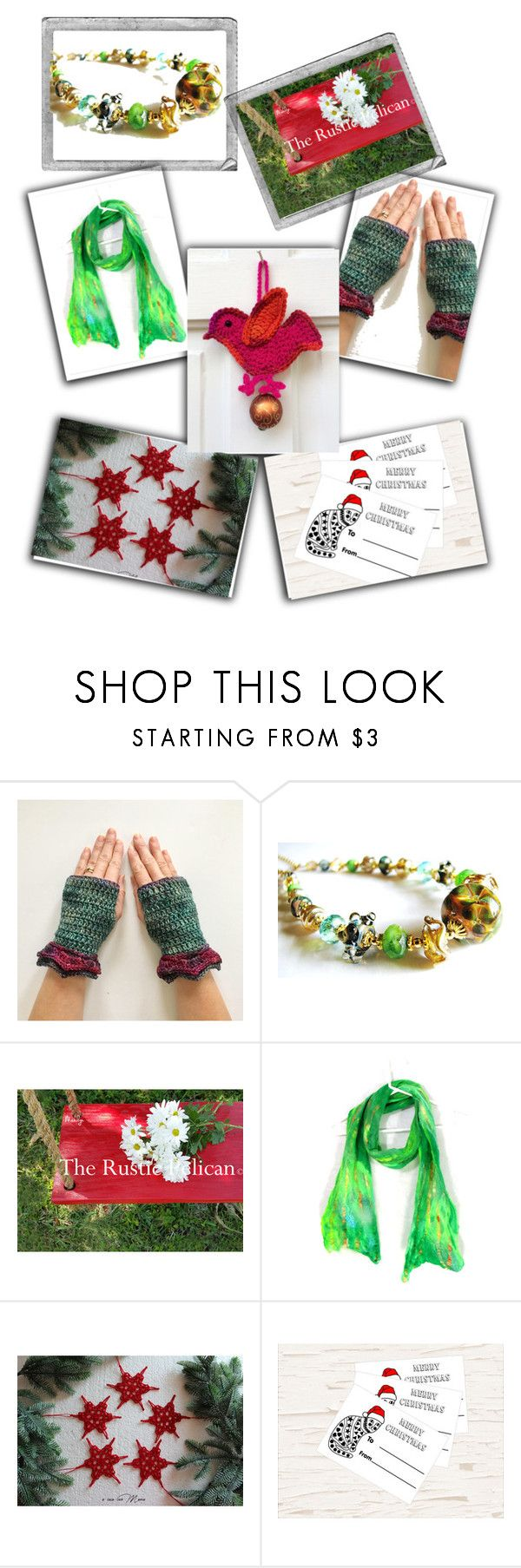 """""""Waiting for Santa"""" by fibernique ❤ liked on Polyvore featuring Polaroid"""
