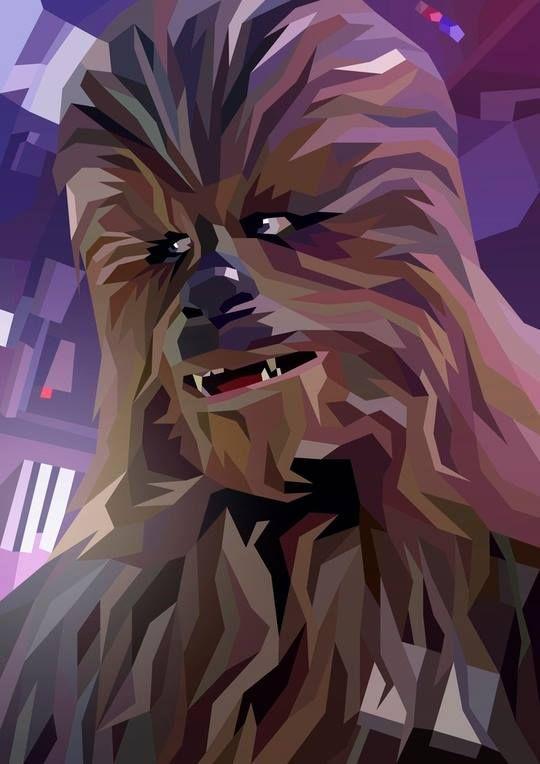 Chewbacca by Liam Brazier