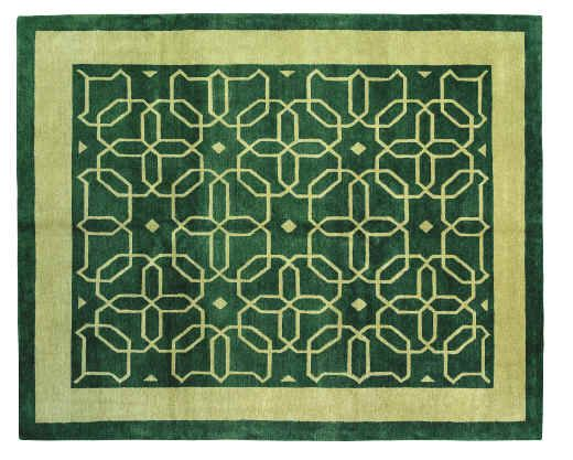 The Craftsman Rug Collection, Based On Designs Found In Gustav Stickleyu0027s  Craftsman Magazine. These Rugs Are Made In Tibet, Hand Knotted Of Hand Dyed  ...