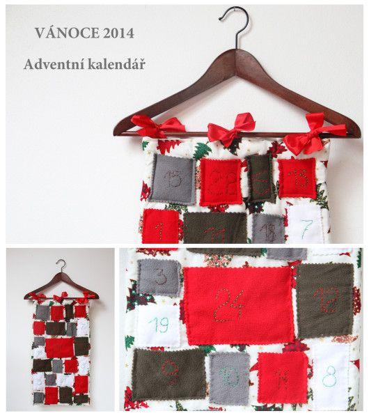 Adventní kalendář / Advent calendar: http://www.prosikulky.cz/adventni-kalendar/