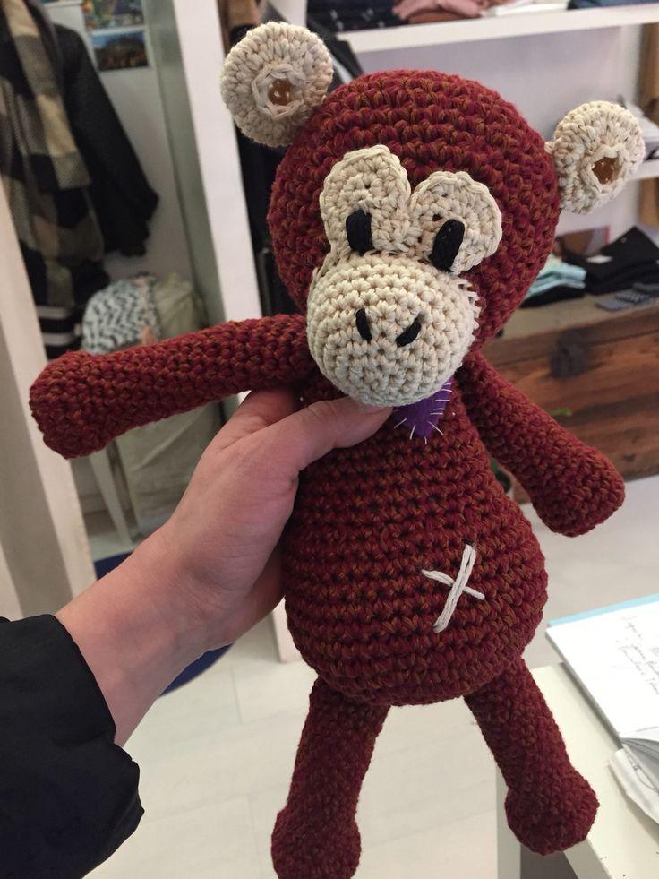 Monkey Hand Made