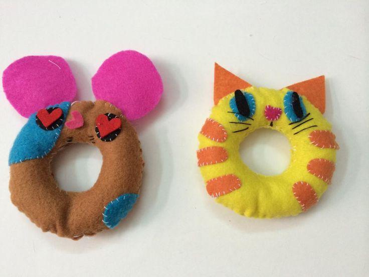 17 best images about diy toys ideas on pinterest toys for Felt cat toys diy