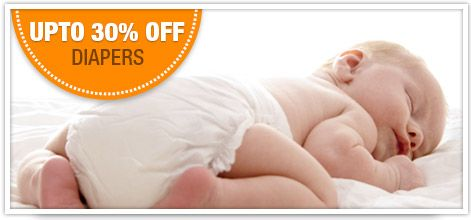 30% off on Diapers