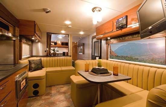 Earthbound Travel Trailer Interior Morrison Model Rv Interiors Pinterest Models Travel