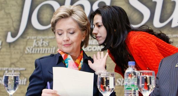 Hillary's Top Aide May be a Saudi Plant - Tea Party News http://www.teaparty.org/hillarys-top-aide-may-saudi-plant-183625/