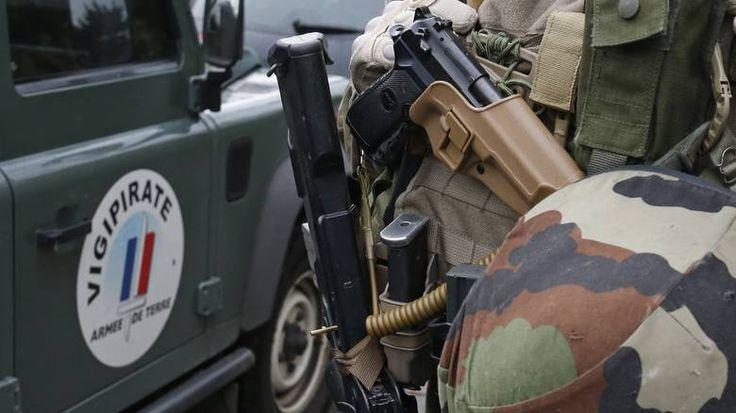 Γαλλία: Ένοπλοι πράκτορες με πολιτικά στα τρένα και το δάχτυλο στην σκανδάλη!!!