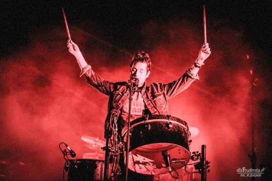 bastille concert 2015 london