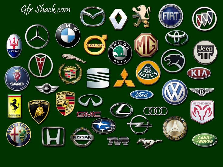 Car Logos Azs Cars Car Logos Pinterest Car Logos - Car signs and namescustom d car logo signs with names emblemscar logo and their