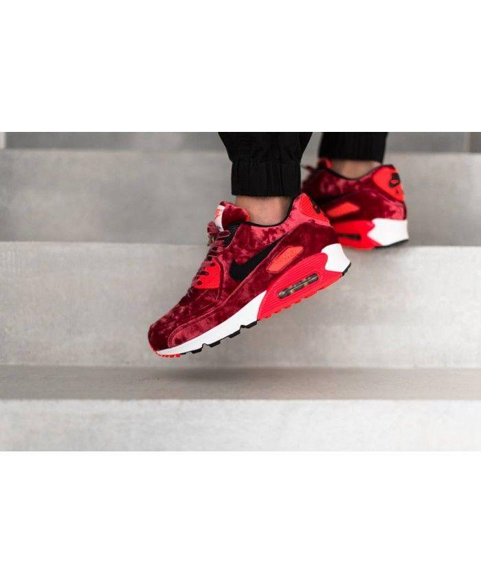 26578c92fde4 Nike Air Max 90 Anniversary Red Velvet Sale UK