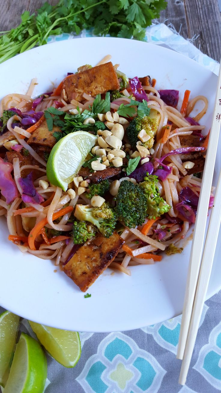 ideas about Vegan Pad Thai Vegans, Pad Thai