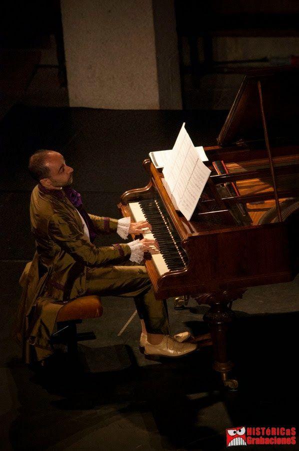 """HiSTéRiCaS GrabacioneS: Crónica gráfica del concierto """"España alla Rossini"""" (Patio de Armas del Alcázar de Segovia, 21 de Julio 2014)"""