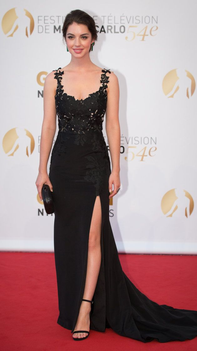 Great black dress... Adelaide Kane reveals her favorite look from the show and more via @stylelist
