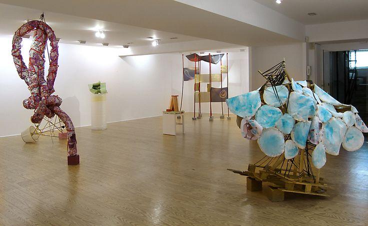 Nana Sachini, View of the exhibition_All my pretty ones @ a.antonopoulou.art, photo by Stavros Christo Vlachakis