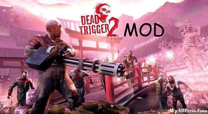 Dead Trigger 2 Mod Apk 1 3 3 Data Infinite Ammo Free Download