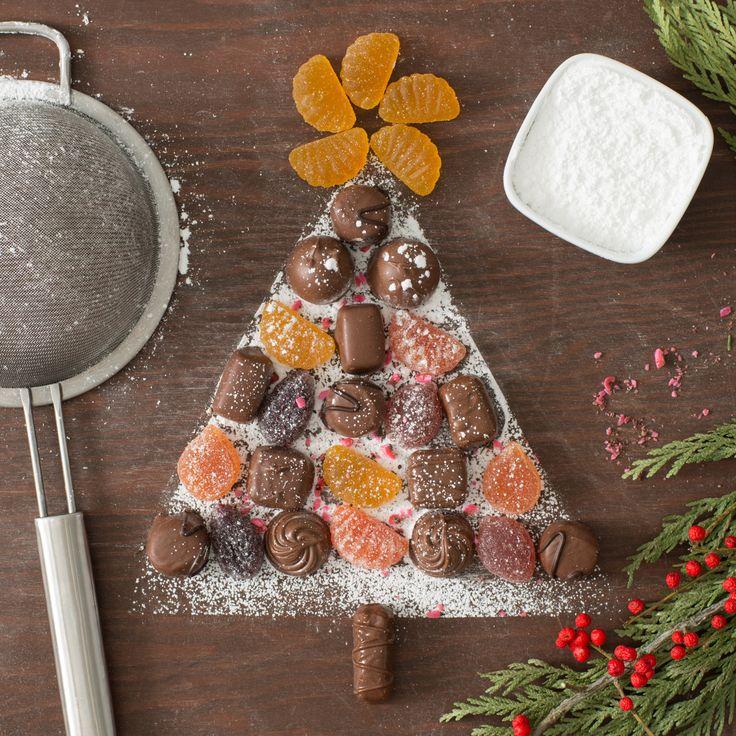 Wishing you a very Chocolatey Christmas! #chocolatelove #giftguide2017 #giftsforher #giftsforhim #gifting #giftideas #holidays #christmas