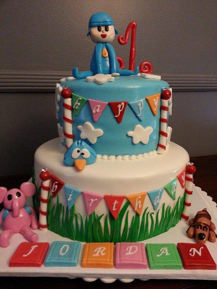 17 Best Images About Pocoyo On Pinterest Pocoyo Cakes