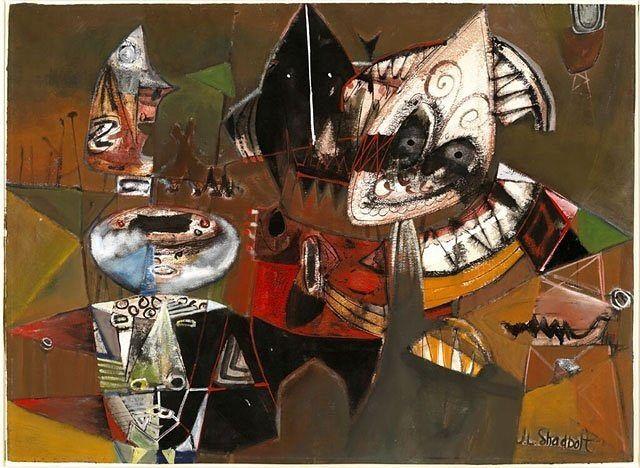 Art that is vital is always closest to home. - Jack Shadbolt born #OTD in 1909. (via @artcaninstitute)