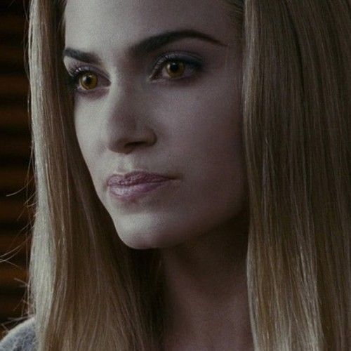 Rosalie is so very very pretty but is bitter about having her choice taken away of living a human life and dying of old age.