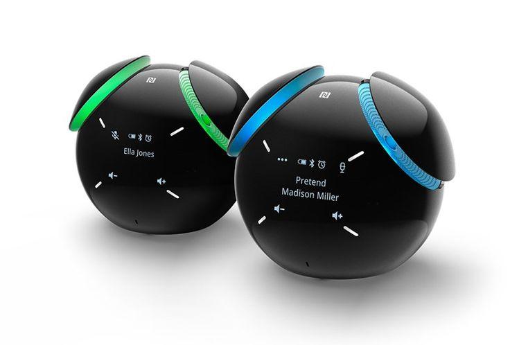 """Assistente pessoal da Sony tem formato de esfera e pode """"andar"""" pela casa"""