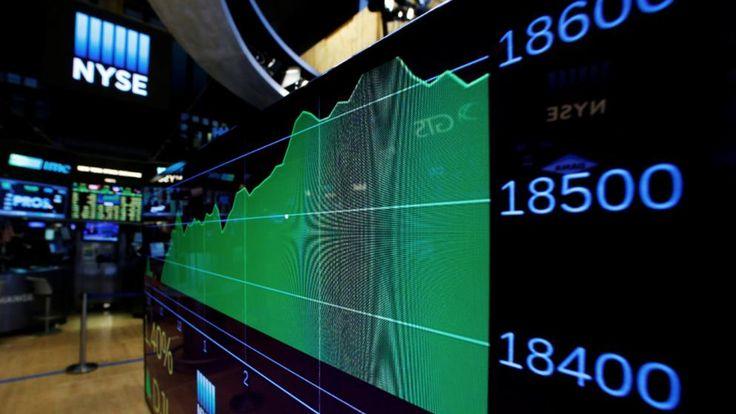 Dow Jones-Index auf Rekordhoch | Plötzlicher Trump-Boom an der Börse - Wirtschaft - Bild.de