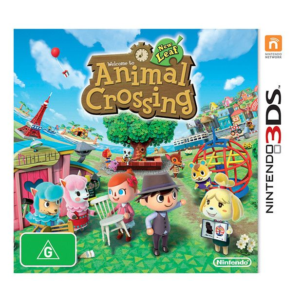 New Leaf - Welcome To Animal Crossing - 3DS