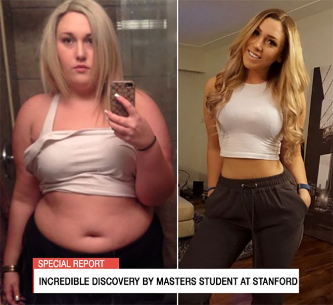 Meet The Stanford Masters Student Who Lost 37 pounds With Her Universities Money!