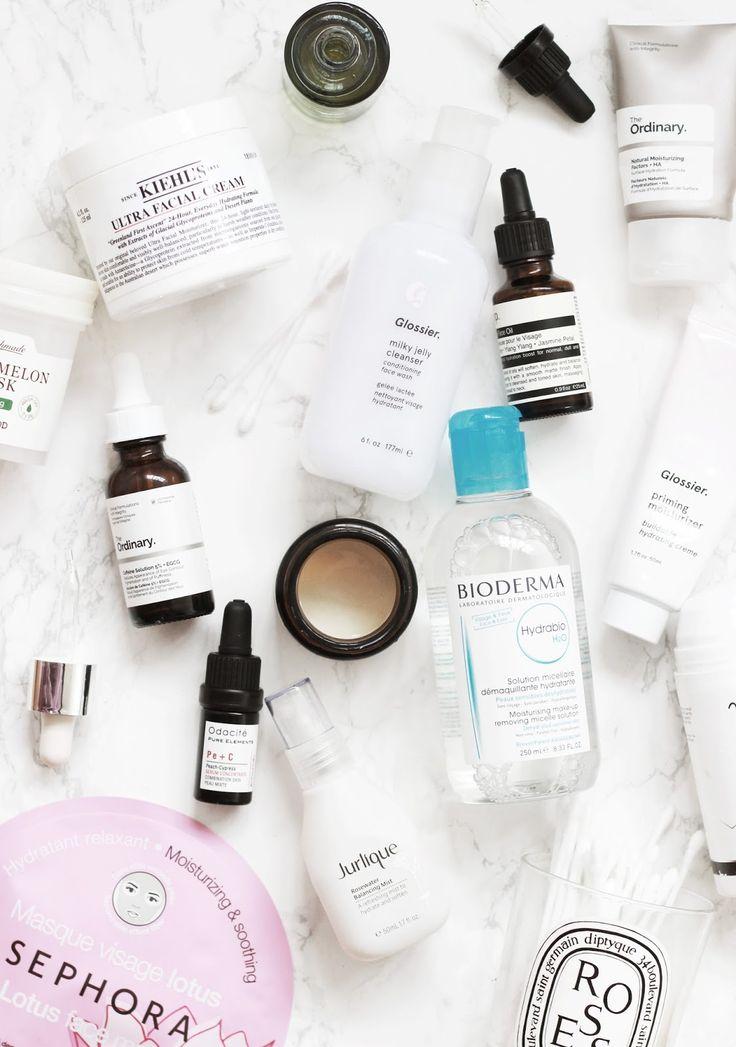 Skincare and My Priorities