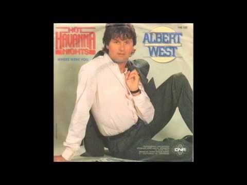Albert West - Knock Three Times