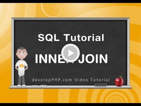 how to do inner join sql