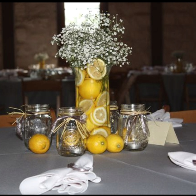 Best weddings lemon lime and orange images on