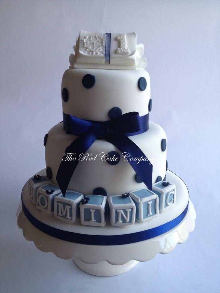 32 best christening cakes images on Pinterest Christening cakes