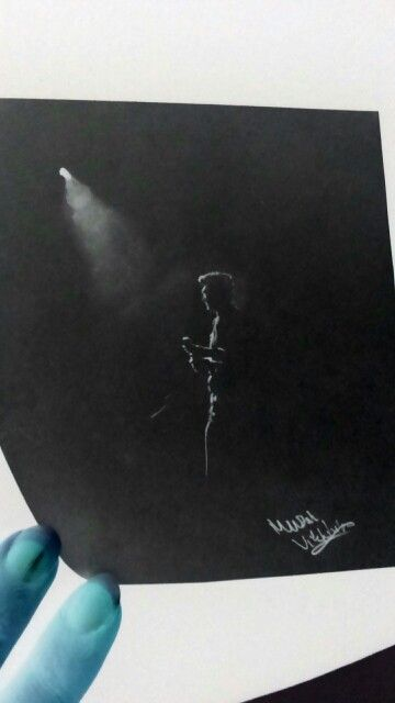 Dan Smith negative drawing