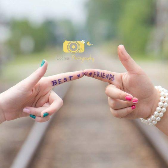 Ideas de sesion de fotos para mejores amigas