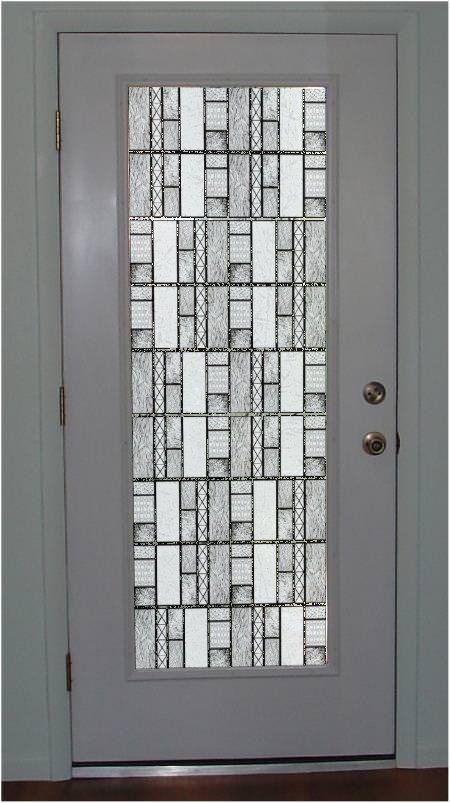 Textured Glass Window Film