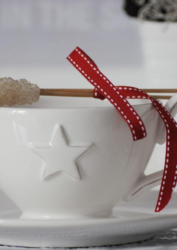 Star Cup (Great idea to go with the stars slab teapot I made)