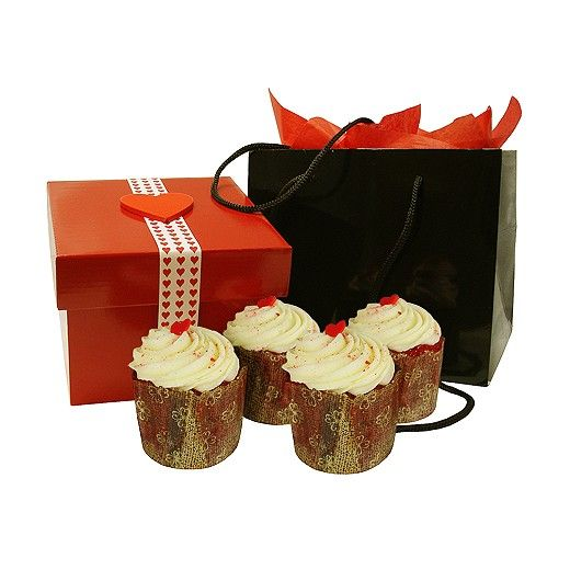 Valentine's Day Cupcakes - Auckland Delivery Only