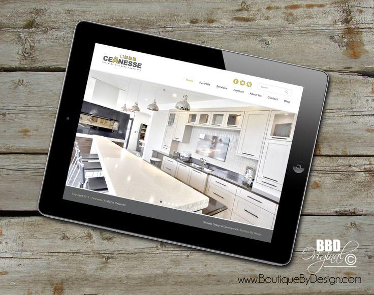 Website Design by Boutique By Design #BoutiqueByDesign #WebsiteDesign