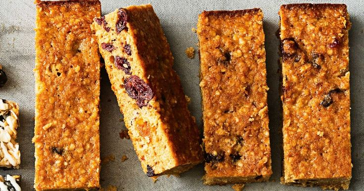 Packed full of wholesome ingredients, this cranberry and lemon quinoa slice won't leave you running on an empty tank.