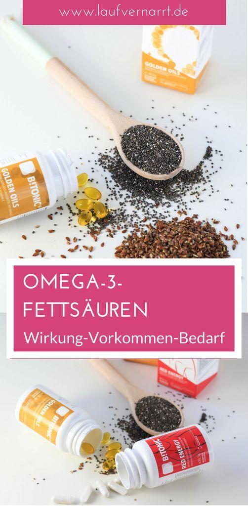GEWINNSPIEL: Jetzt schnell noch alles Wichtige über Omega-3-Fettsäuren, ihre Wirkung, ihr Vorkommen und deinen Bedarf erfahren und dir eine von drei Packungen Supplements von BTONIC Österreich sichern. #werbung #gesponsert #vegan #glutenfrei