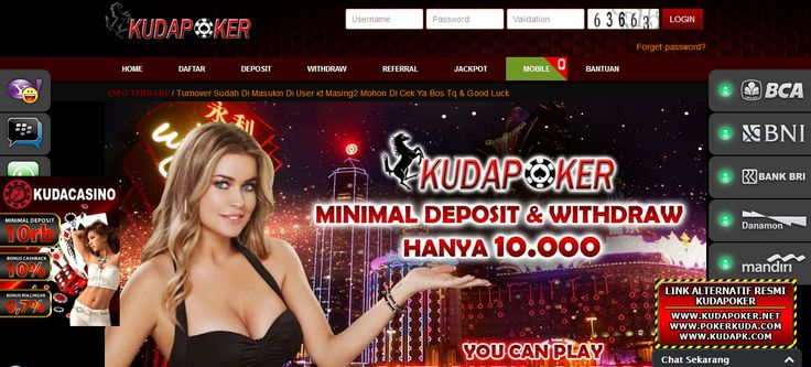 KUDAPOKER – Agen Poker Online, DominoQQ Terpercaya