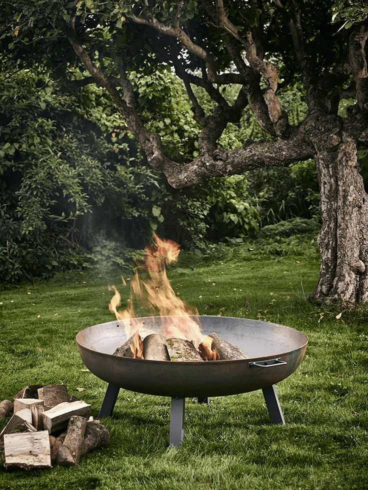 NEW Outdoor Large Brazier