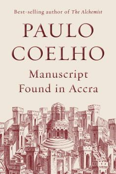 Manuscript Found in Accra #PauloCoelho #books #summer #reading